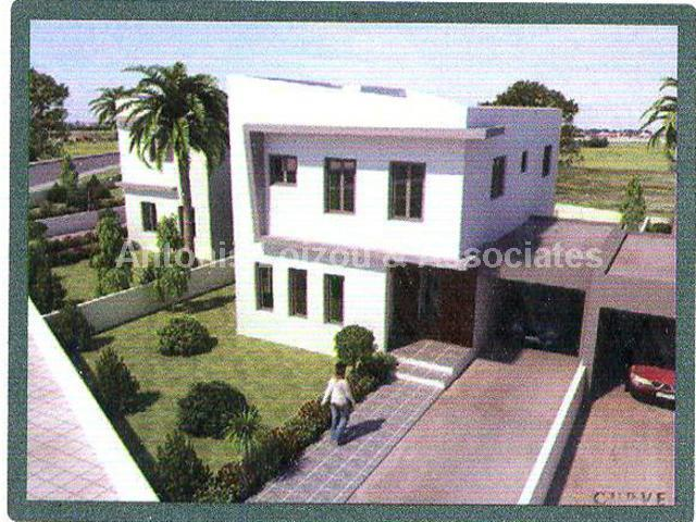 Detached House in Larnaca (Xylotymbou) for sale