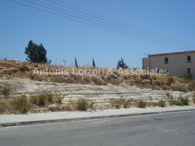 Land in Limassol (Agia Phyla) for sale