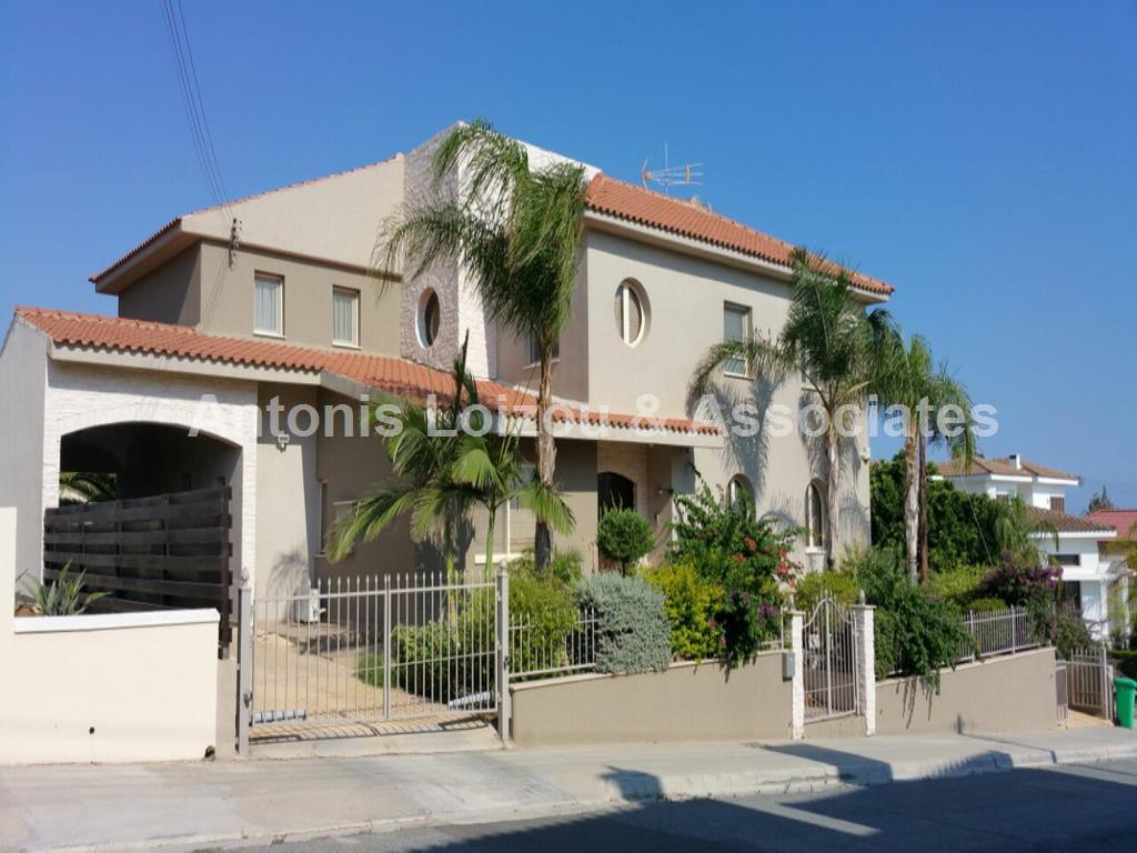 Villa in Limassol (Agios Athanasios) for sale