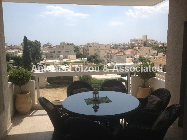 Penthouse in Limassol (Agios Georgios) for sale