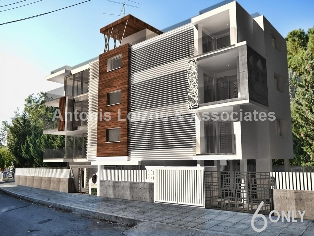 Penthouse in Limassol (Agios Nektarios) for sale