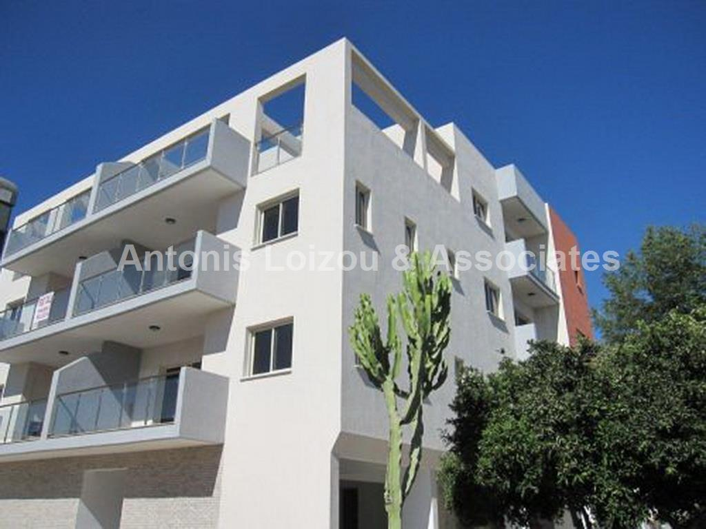 Penthouse in Limassol (Agios Nikolaos Limassol) for sale