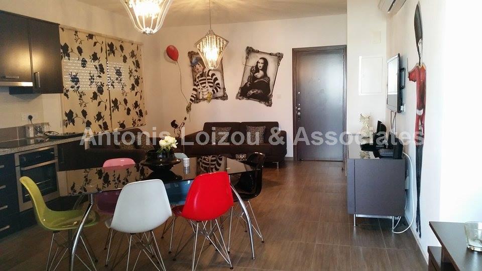 Apartment in Limassol (Agios Spyridonas) for sale