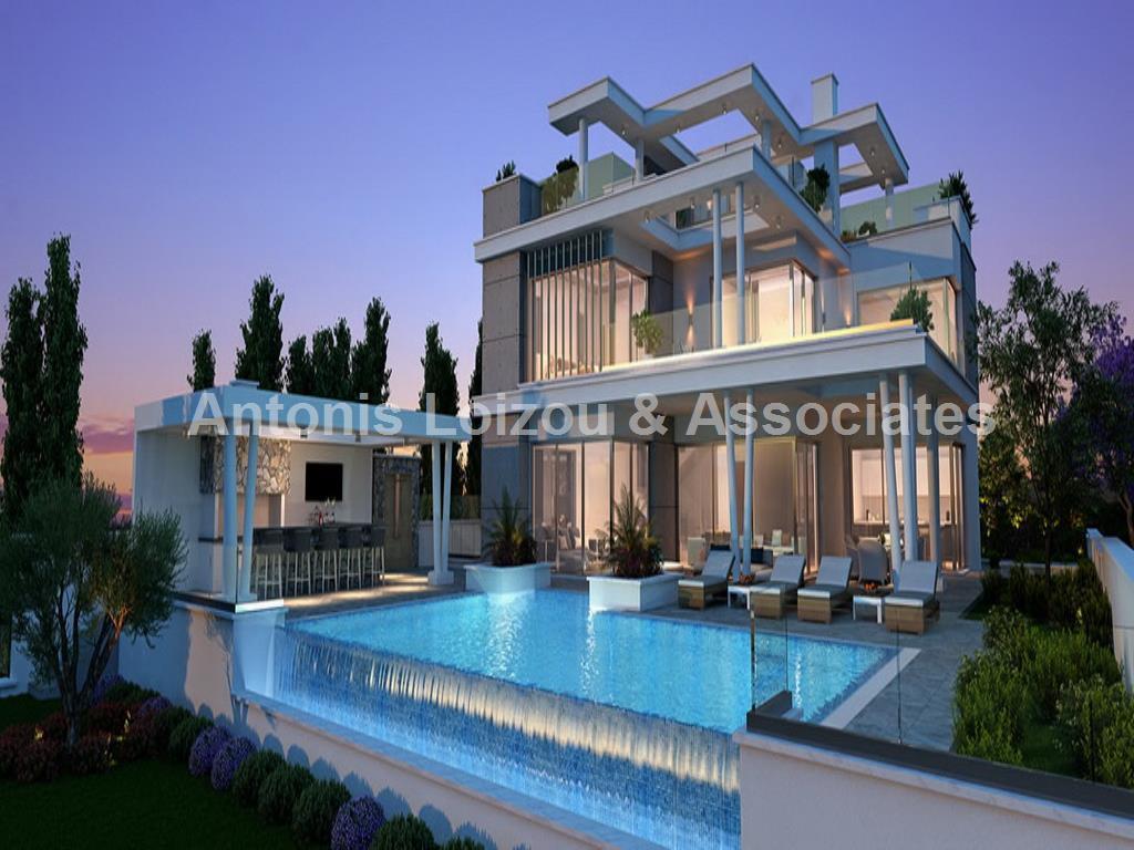 Four Bedroom Sea View Villa