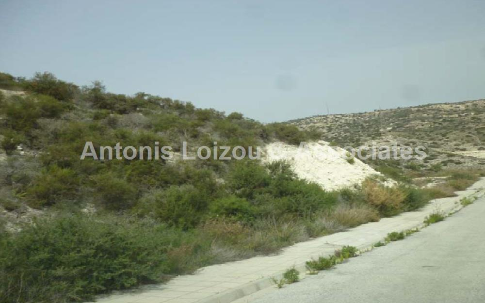 Land in Limassol (Agios Tychonas) for sale