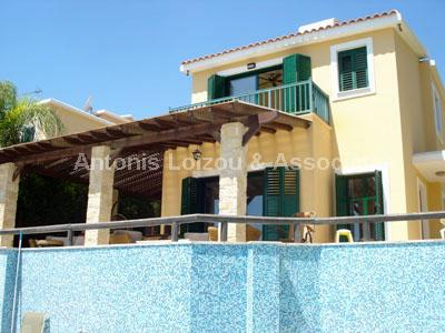 Detached House in Limassol (Amathusia) for sale