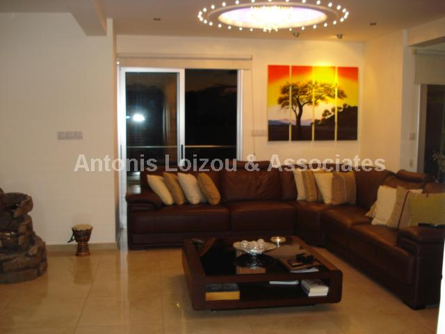 Penthouse in Limassol (Apostolos Andreas) for sale