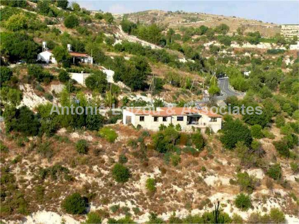 Bungalow in Limassol (Arsos) for sale