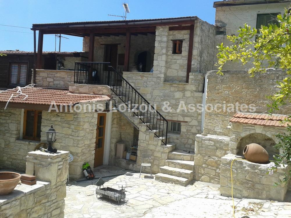 Traditional Hous in Limassol (Arsos) for sale