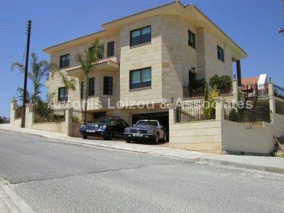 Detached Villa in Limassol (Ekali) for sale