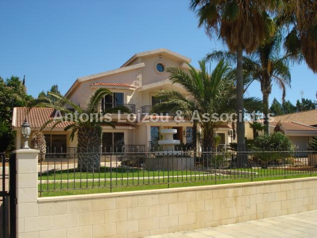 Detached House in Limassol (Erimi) for sale