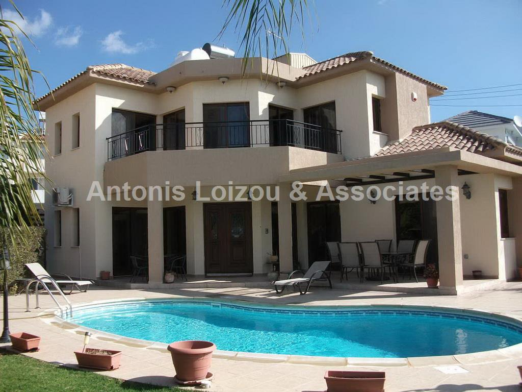 Detached House in Limassol (Germasogeia) for sale