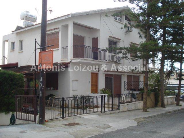 Semi House in Limassol (Kapsalos) for sale