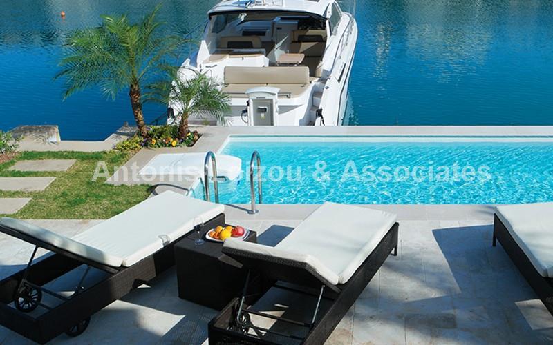 Three Bedroom Plus Maid's Villa At Limassol Marina