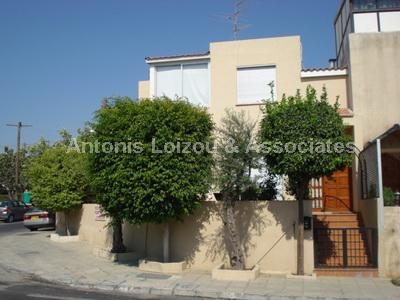 Semi House in Limassol (Mesa Geitonia) for sale