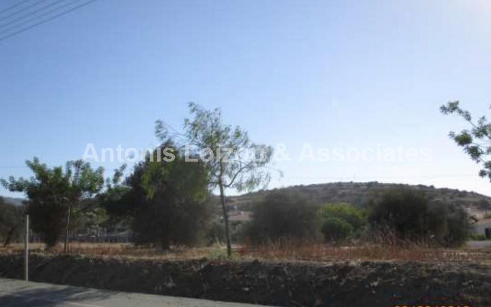 Field in Limassol (Monagroulli) for sale