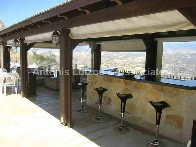 Villa in Limassol (Pachna) for sale