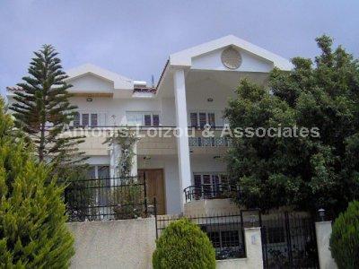 Detached Villa in Limassol (Palodia) for sale
