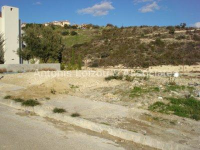 Land in Limassol (Palodia) for sale