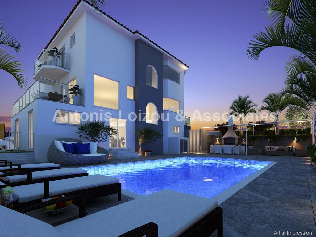 Detached House in Limassol (Palodia) for sale