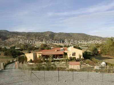 Detached Bungalo in Limassol (Pareklisia) for sale