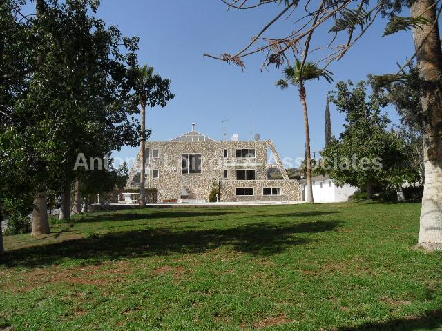 Detached House in Limassol (Pareklisia) for sale