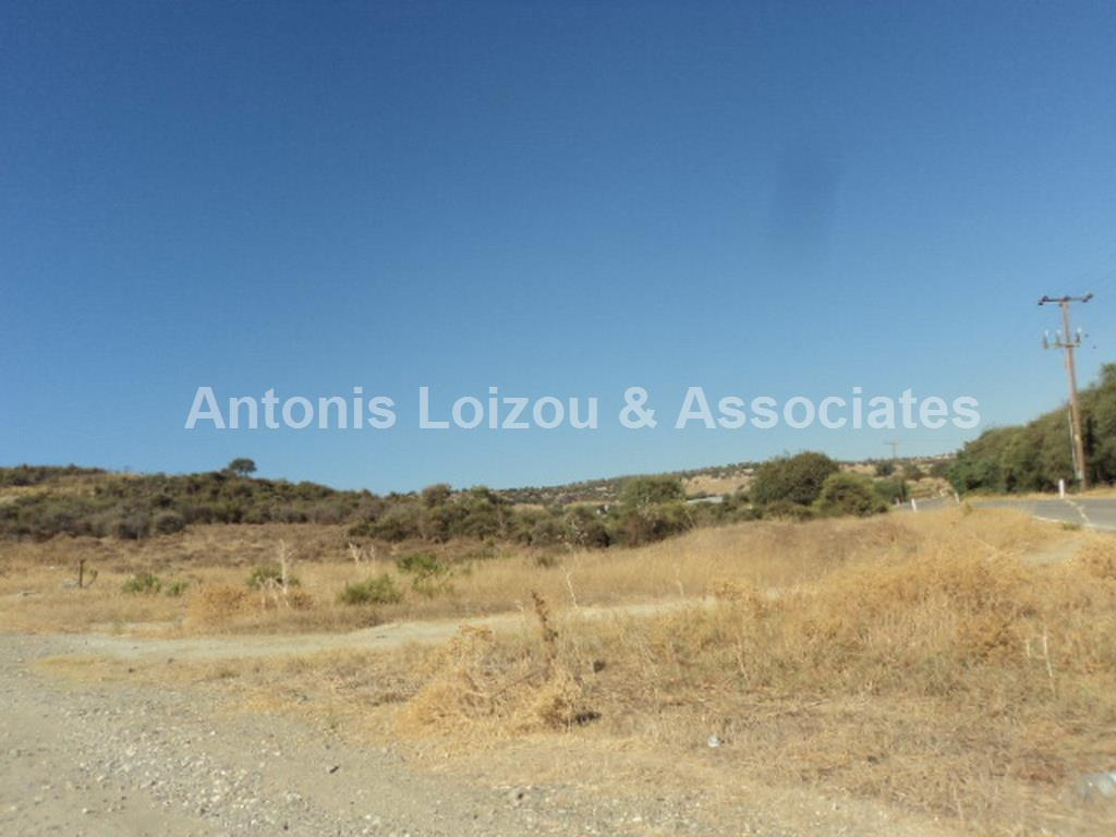 Land in Limassol (Pareklisia) for sale