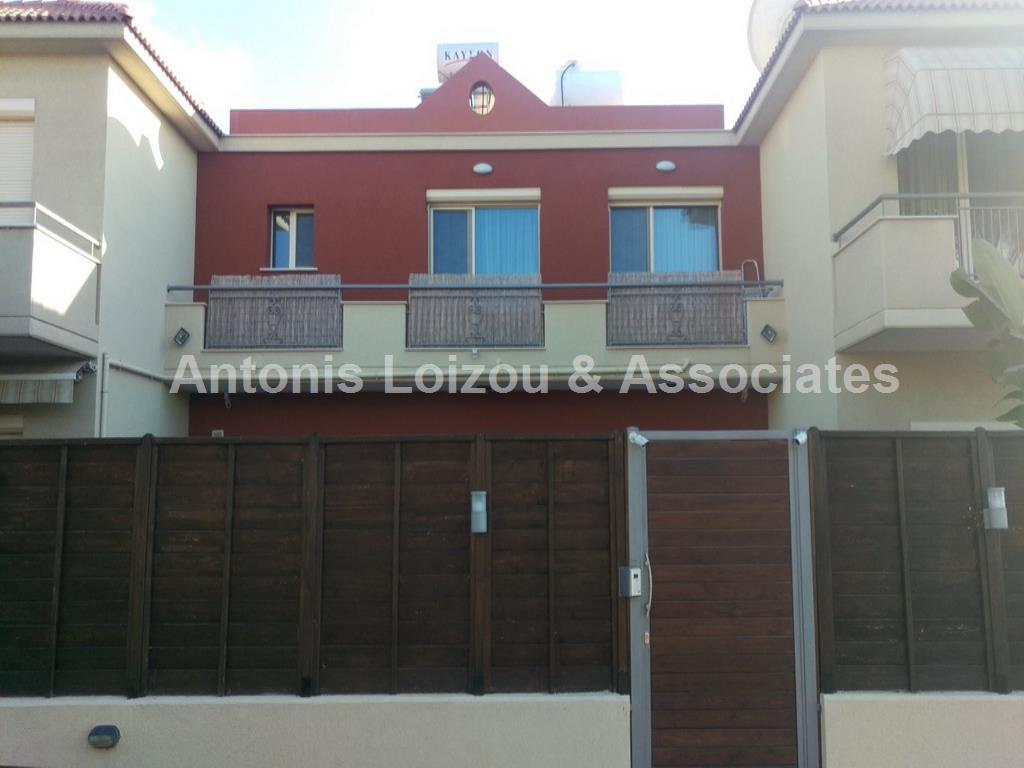 Semi detached Ho in Limassol (Potamos Germasogeias) for sale