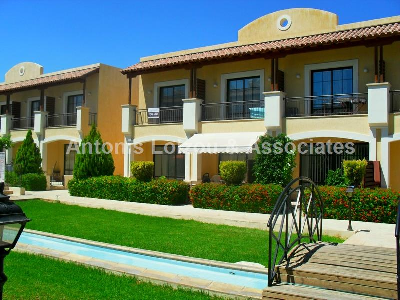 Semi detached Ho in Limassol (Potamos Germasogeias) for sale
