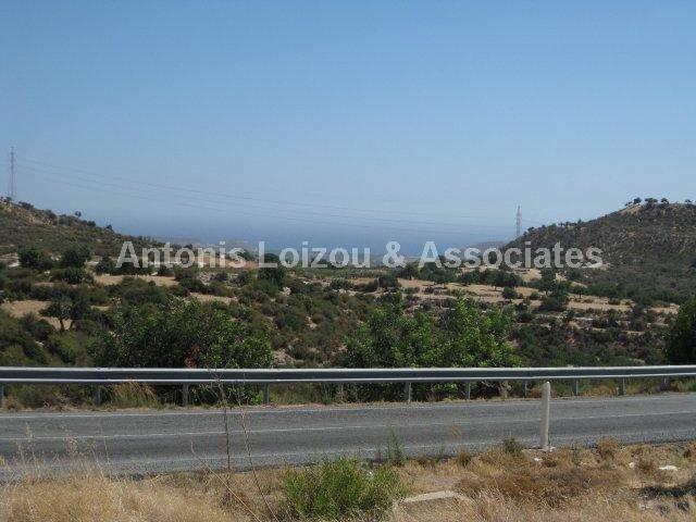 Land in Limassol (Prastio Avdimou) for sale