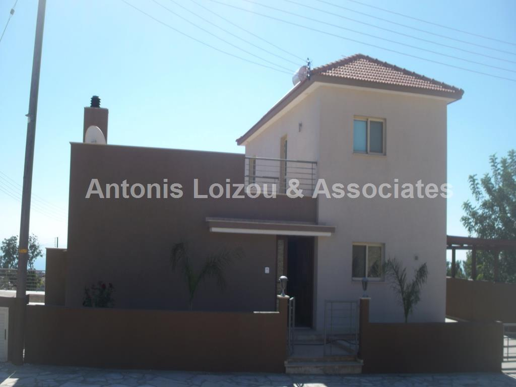 Villa in Limassol (Prastio Avdimou) for sale