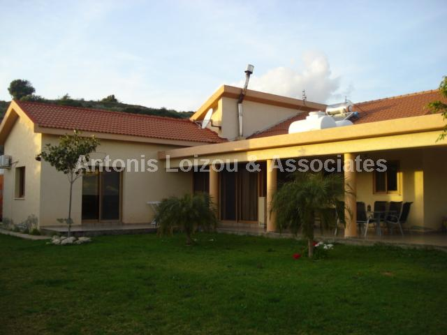 Bungalow in Limassol (Pyrgos) for sale