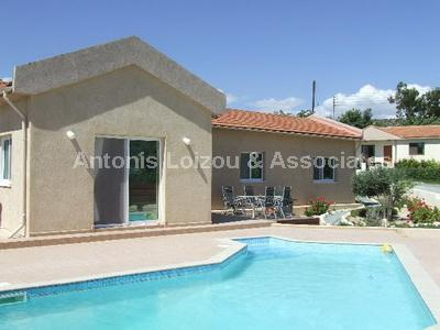 Detached Bungalo in Limassol (Spitali) for sale