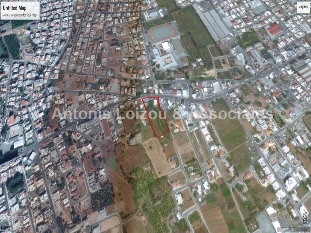 Land in Limassol (Zakaki) for sale