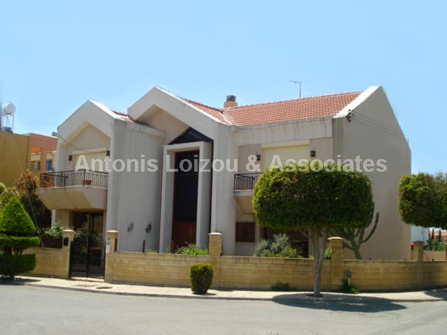 Detached House in Limassol (Zakaki) for sale