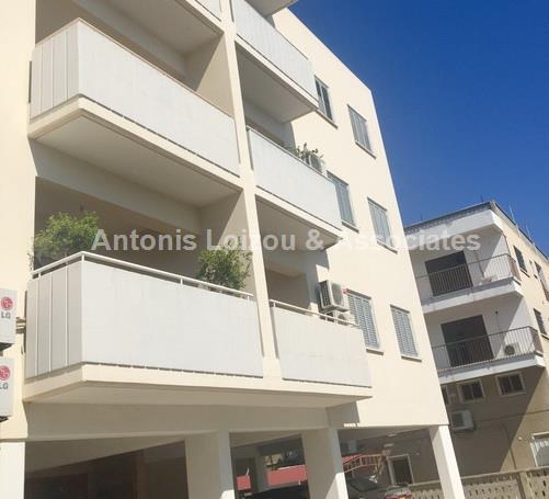 2 Bedroom Apartment in Engomi