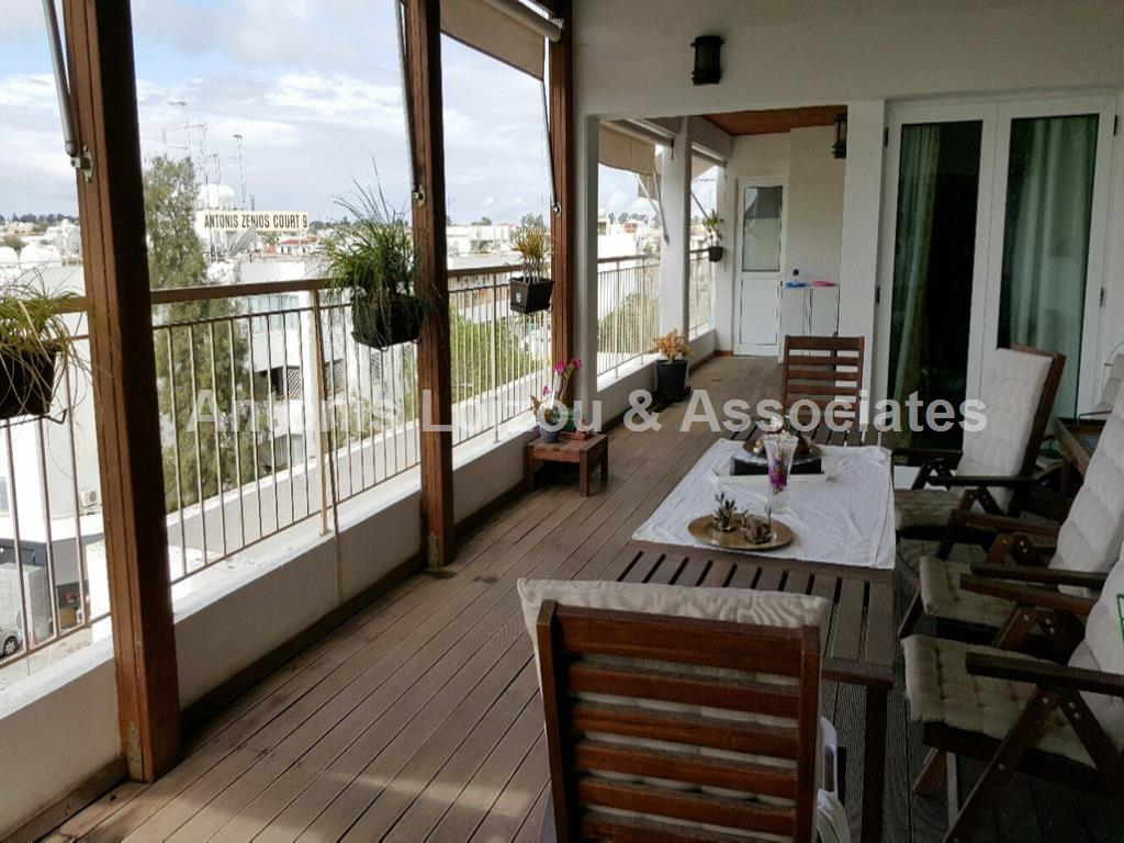 Penthouse in Nicosia (Engomi) for sale