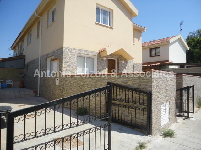 Semi detached Ho in Nicosia (Latsia) for sale