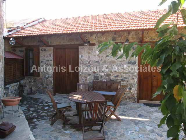 Traditional Hous in Nicosia (Pedoulas) for sale