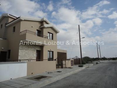 Semi detached Ho in Nicosia (Psimolofou) for sale