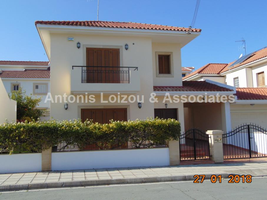 4 Bedroom Detached House in Strovolos