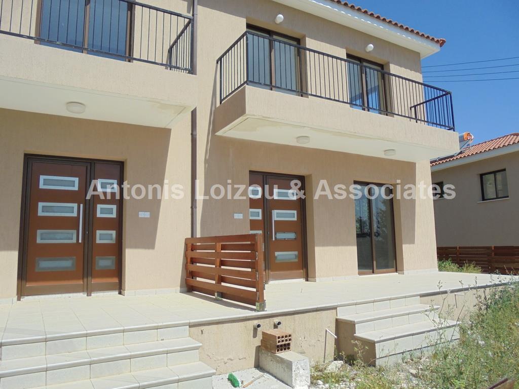 Semi detached Ho in Paphos (Paphos) for sale