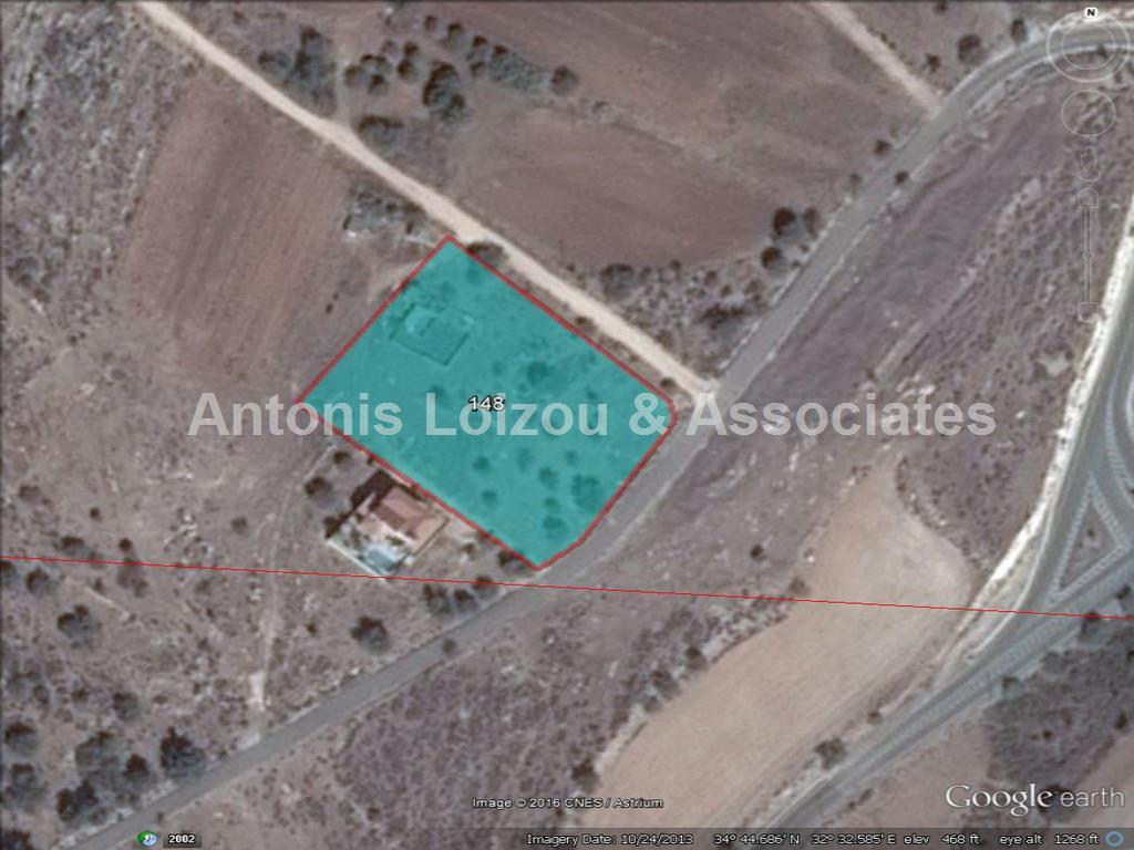 Field in Paphos (Anarita) for sale
