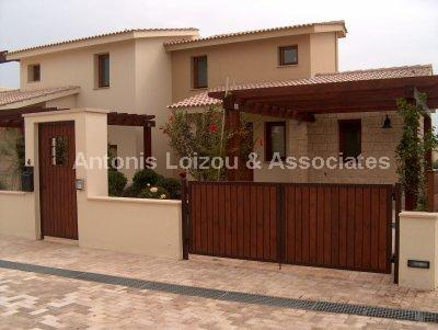 Semi House in Paphos (Aphrodite Hills) for sale