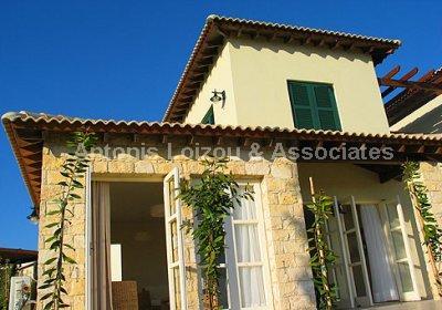 Semi Villa in Paphos (Aphrodite Hills) for sale