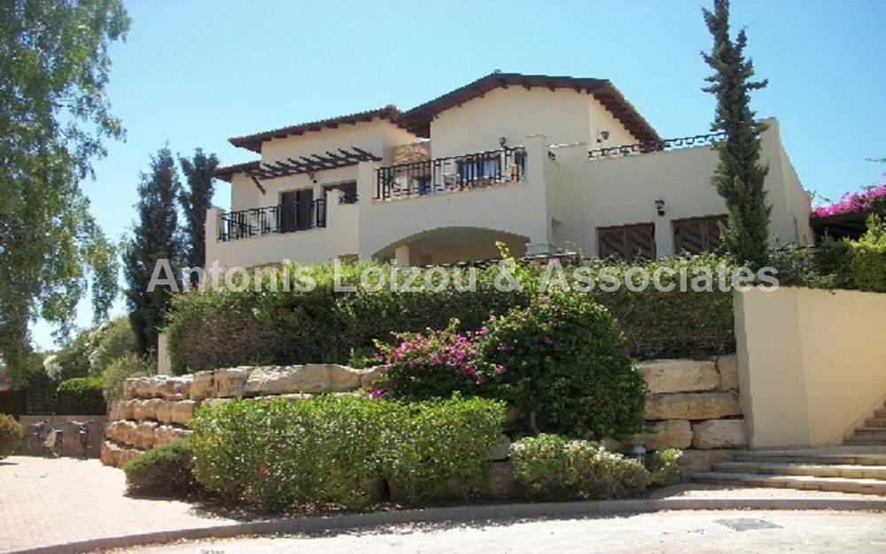 Ground Floor apa in Paphos (Aphrodite Hills) for sale