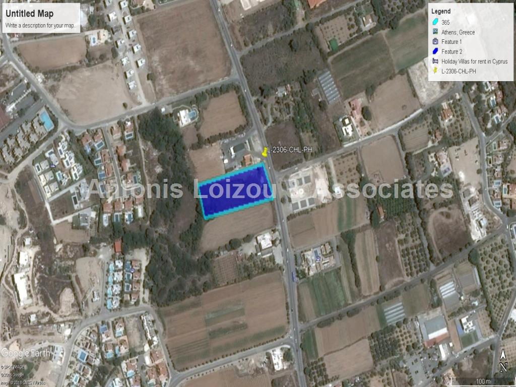 Villa in Paphos (Chlorakas) for sale - Investment realty