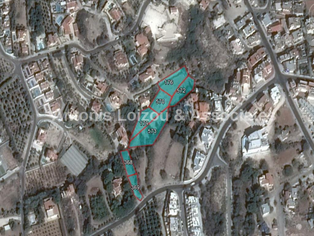 Land in Paphos (Chlorakas) for sale