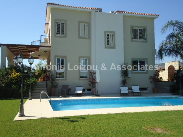 Detached House in Paphos (Coral Bay) for sale