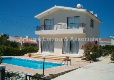 Detached Villa in Paphos (Coral Bay) for sale